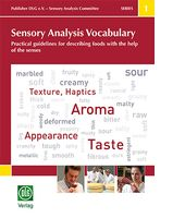 DLG Sensory analysis vocabulary